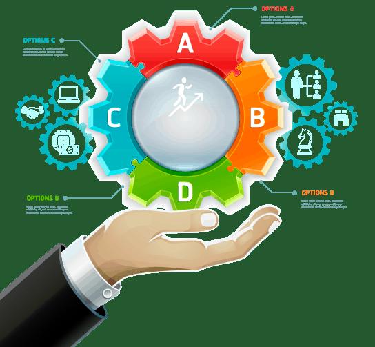 Proveemos soluciones de tecnología integrada